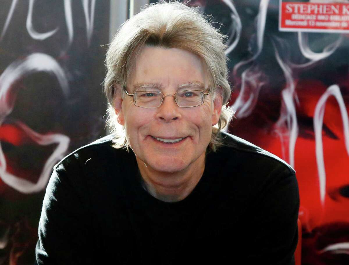 """Stephen King """"Rage,"""" by Stephen King (writing as Richard Bachman) is the second most sought-after out-of-print book for 2015, according to BookFinder.com."""
