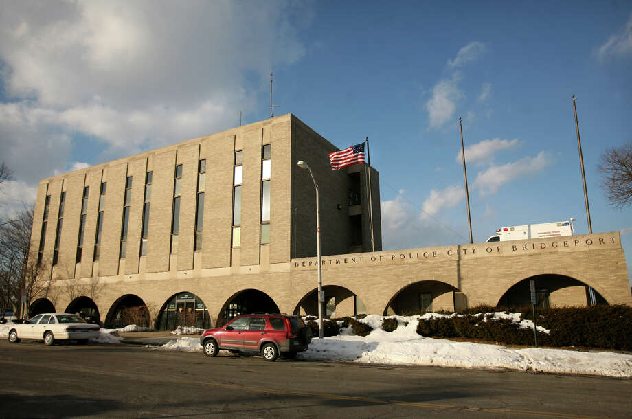 Bridgeport Police headquarters on Congress Street. Photo: Brian A. Pounds / ST / Connecticut Post