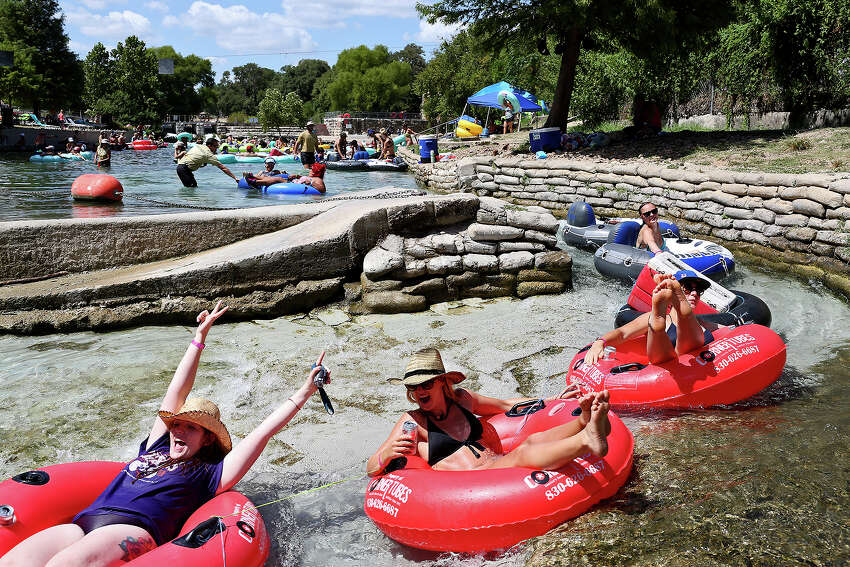 Texas Day Trip: New Braunfels