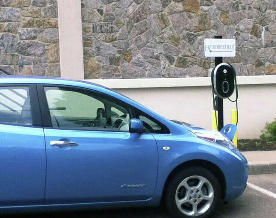 The town will host a showcase of electric vehicles Sept. 12 at the commuter lot on Mill Plain Road, across from the Postol Recreation Center. Photo: Contributed Photo / Fairfield Citizen /  Fairfield Citizen contributed