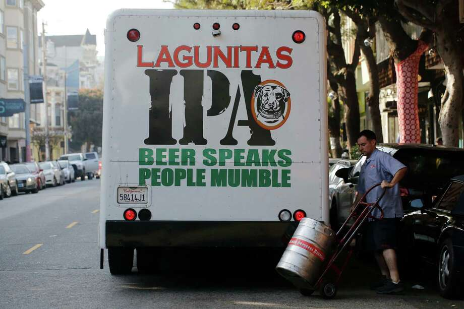 Lagunitas has expanded pretty quickly. A Chicago brewhouse has been in operation since 2014, and the brewery will open a new taproom near Seattle and another brewing facility in Azusa, California in 2017. Photo: Mike Kepka / Mike Kepka / SFC / ONLINE_YES