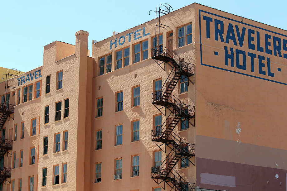 Ramila & Dhani LLC, a local group that bought the Travelers Hotel in 2013, will be a licensee of Best Western Premier, which is Best Western's upscale brand. Photo: Express-News File Photo