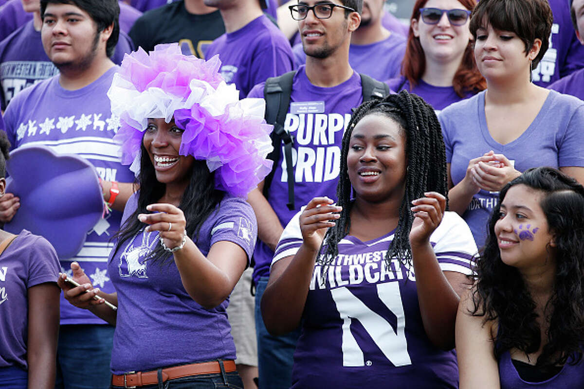 Kinkiest colleges 5. Northwestern University