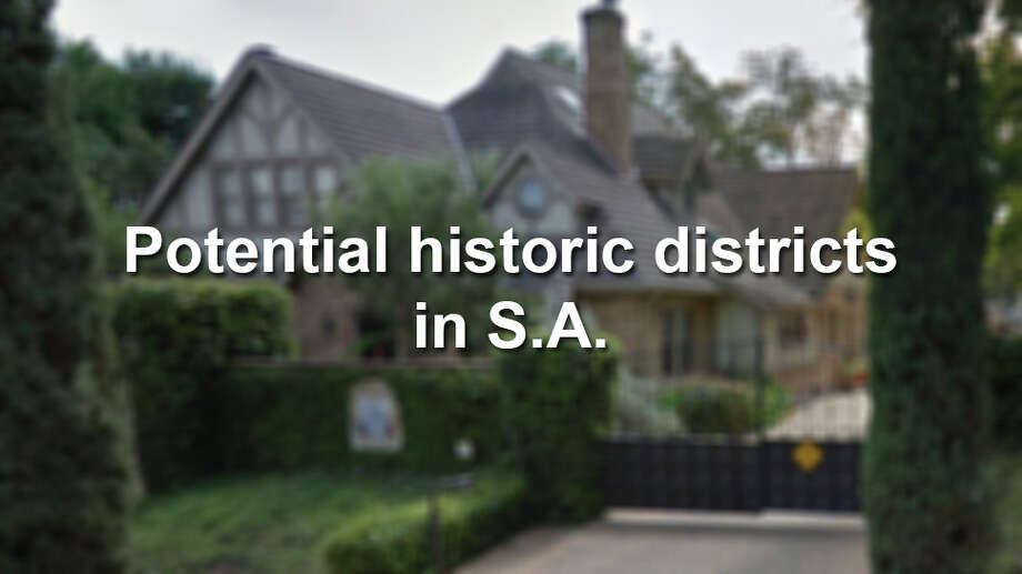 "In addition to the 27 local historic districts recognized by City Council, San Antonio has more than a dozen areas that the Office of Historic Preservation (OHP) has mapped as ""potential historic districts"" and ""neighborhood conservation districts."" Click through the gallery to see the full range of recognized districts as mapped by the OHP. Photo: San Antonio Express-News"