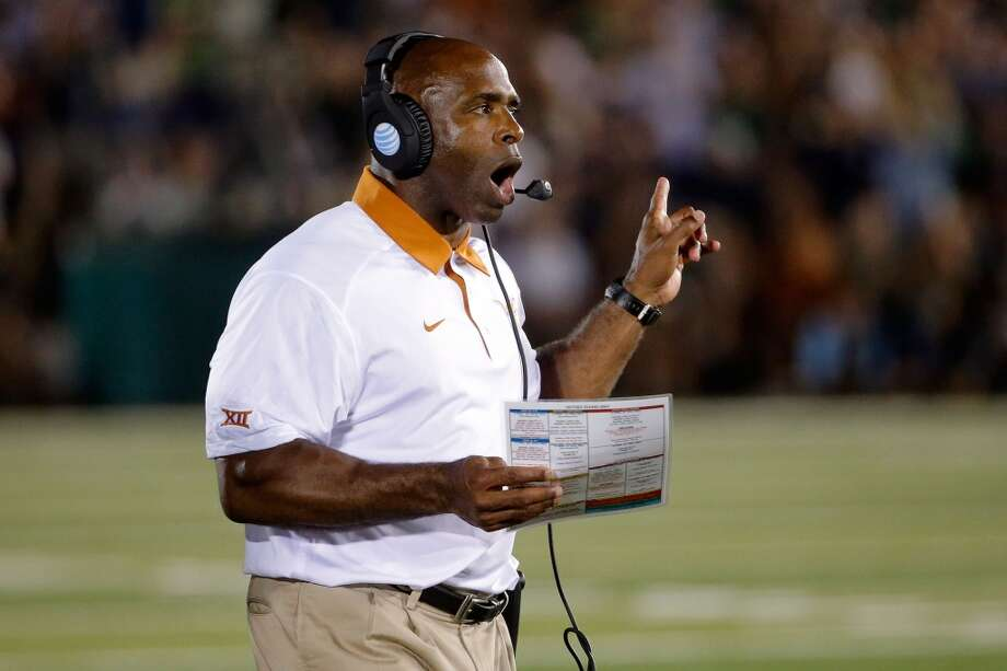 Sept. 5:  Notre Dame 38, Longhorns 3