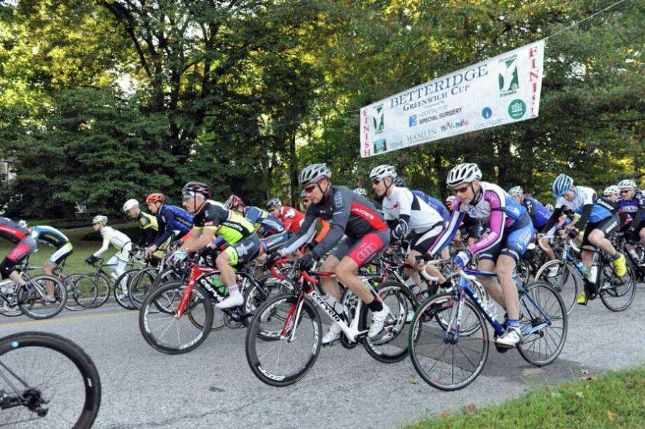Threads and Treads 31st annual bike race to be held on Sunday Photo: Contributed / Contributed Photo / Greenwich Time Contributed