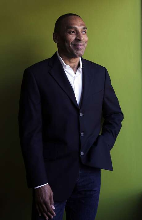 Former 49ers running back Roger Craig of Portola Valley is the vice president of business development at Tibco Software. Craig has been with the company for 16 years and is pictured at the Tibco Software offices in Palo Alto, Ca. on Tuesday, September 8, 2015. Photo: Dorothy Edwards, The Chronicle