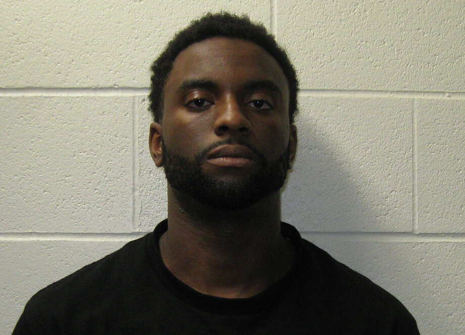 Jabari White, faces 10 counts of third-degree burglary and other charges in connection with a spree of car break-ins overnight Aug. 16 into Aug. 17, 2015. Photo: Contributed Photo / Darien News