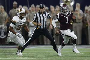 Texas A&M vs. Texas Tech in the Texas Bowl on Dec. 29? A solid possibility - Photo