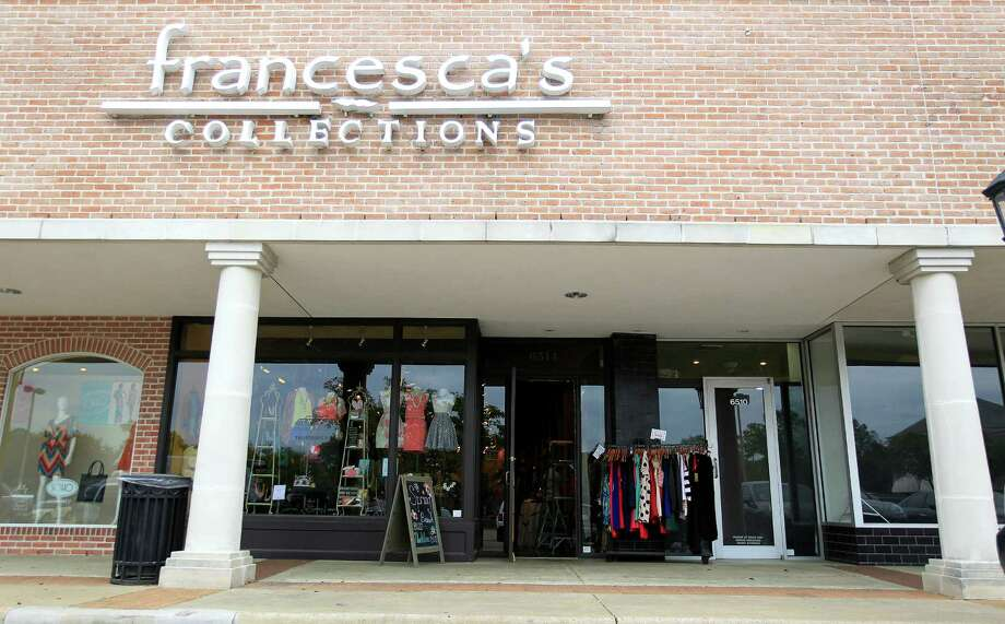 Francesca's says same-store sales increased by 4 percent in the third quarter while the company took in record sales online. The company will finish the fiscal year with 616 stores in 47 states. Photo: Karen Warren, Staff / © 2014 Houston Chronicle