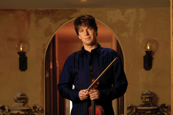 Violinist Joshua Bell performs on the Society for the Performing Arts 2011-2012 season. His concert is Friday January 20, 2012. Photo credit: Timothy White
