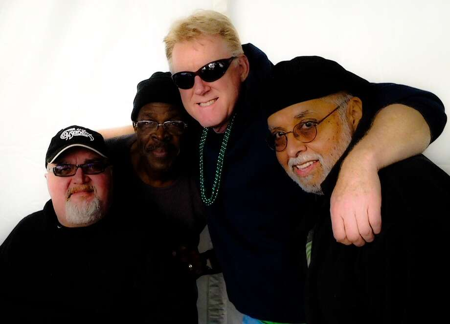 Luther and the Healers will perform at the Willowwaterhole jazz festival. Photo: Xxx
