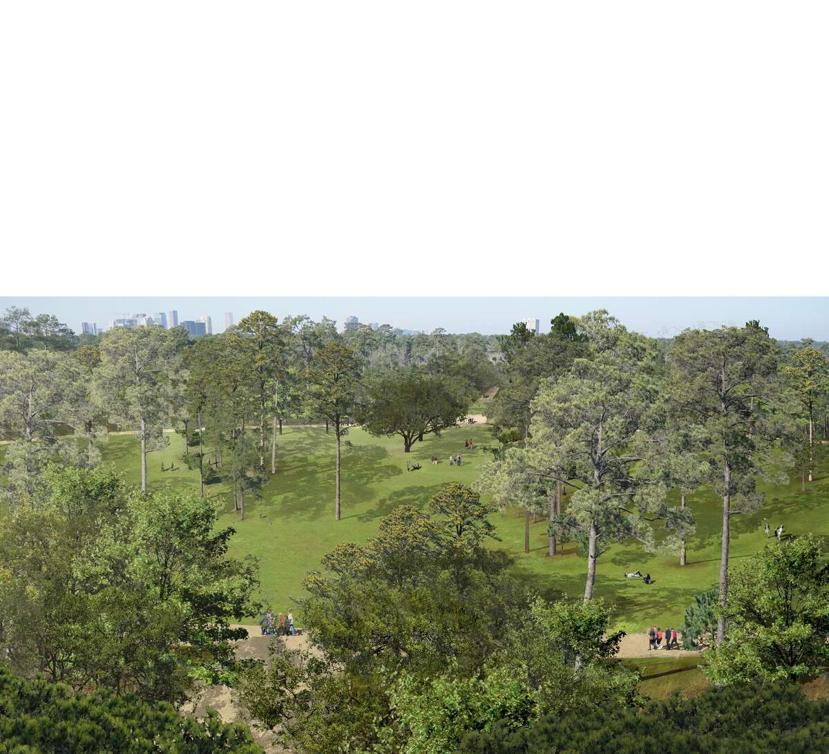 A rendering of the Eastern Glades.