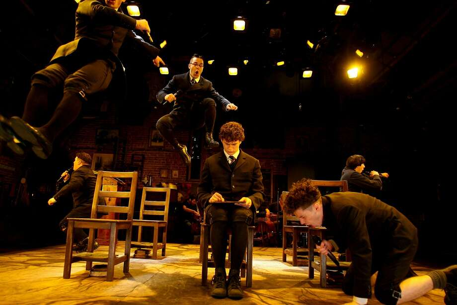 """Spring Awakening"" was a Broadway smash. Photo: Joan Marcus, AP"