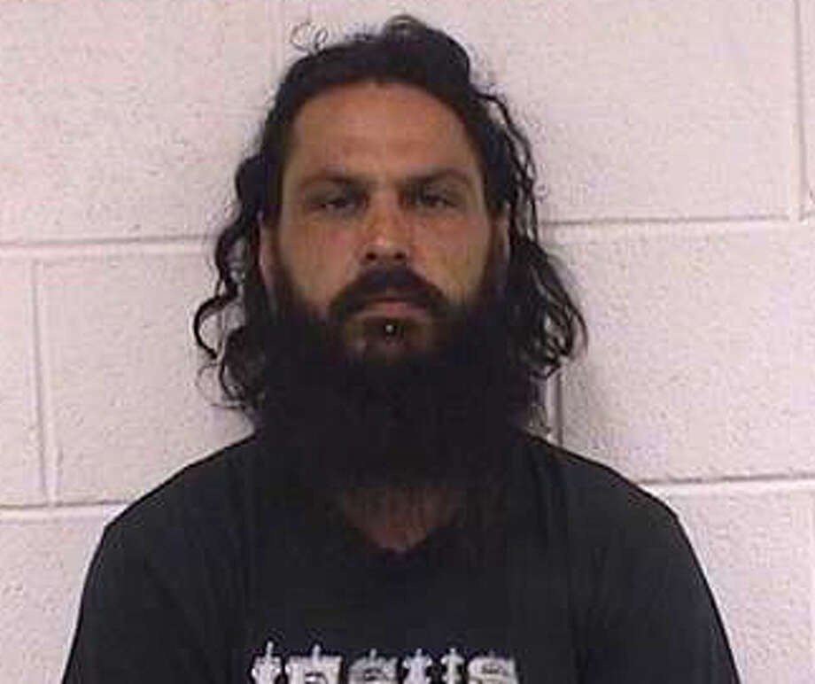 Alan Gombos, a Seymour man accused of abducting and sexually assaulting his estranged wife was ordered to surrender any firearms and avoid coming within 100 yards of her home. Superior Court Judge Peter Brown issued the protective order against Alan Gombos, 33, who is accused of leading police on a high-speed chase after he allegedly abducted his estranged wife, Kelly Sanchez, on Aug. 29. Photo: Contributed / Contributed Photo / Connecticut Post Contributed