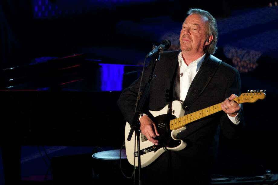 Boz Scaggs performs onstage at the 42nd Annual Songwriters Hall of Fame Awards in New York, Thursday, June 16, 2011. (AP Photo/Charles Sykes) Photo: Charles Sykes / FR170266 AP