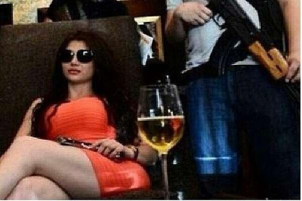 Cartel assassin queen 'La China' captured in Mexico