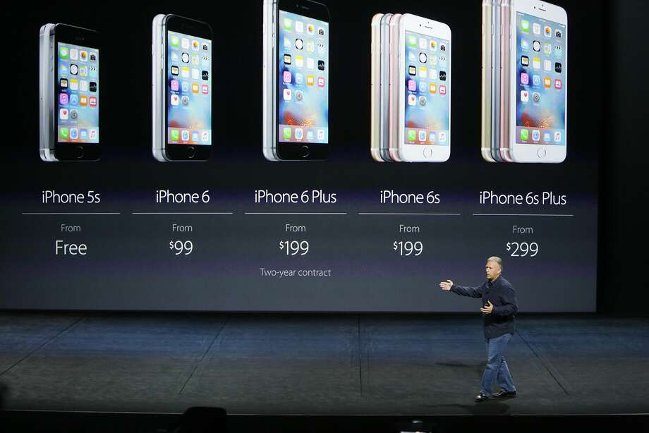 buy online ff4ff 84334 Apple unveils iPhone 6S and a new iPad Pro — now with Pencil - SFGate