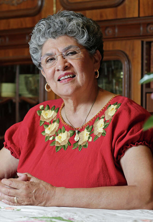 Maria Berriozabal Photo: Kin Man Hui /San Antonio Express-News / ©2015 San Antonio Express-News