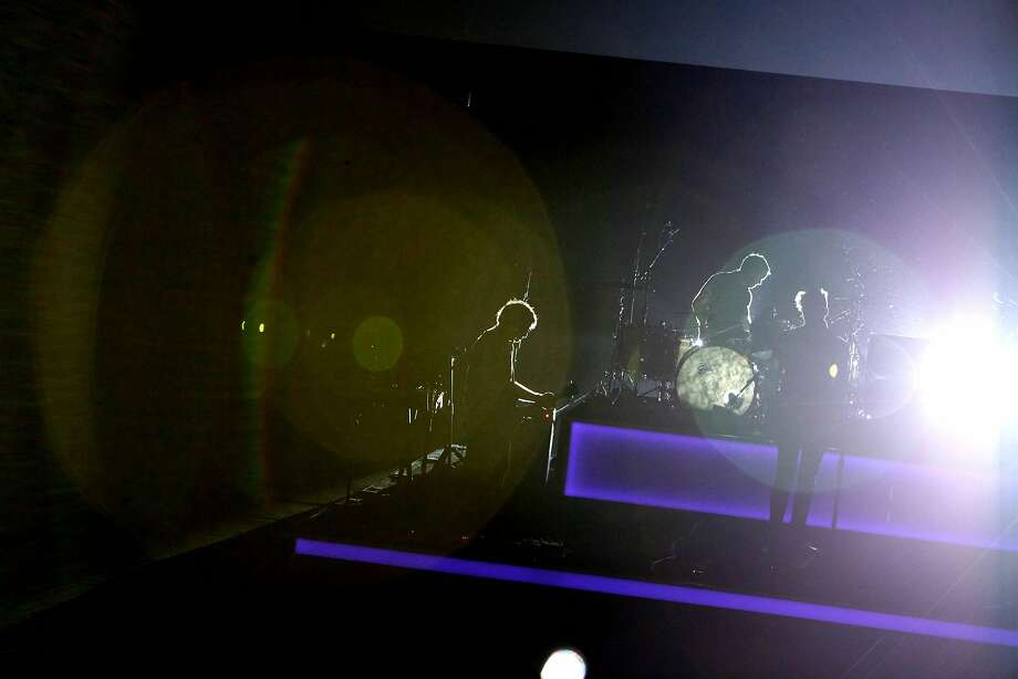 OneRepublic performs during the Apple event at the Bill Graham Civic Auditorium on Wednesday, September 9,  2015 in San Francisco, Calif. Photo: Lea Suzuki, The Chronicle