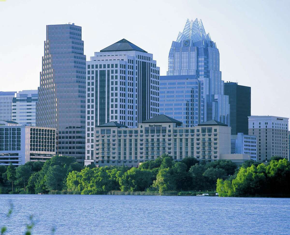 """Four Seasons Hotel Austin: Ask for the """"Texas Strong"""" offer to receive discounts and upgrades to lake-view rooms with free overnight parking. This offer runs through May 31."""