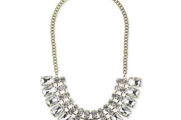 The Alana necklace ($100 retail, $80 for Rocksbox Shine Insiders), part of Rocksbox's borrow-by-mail service.