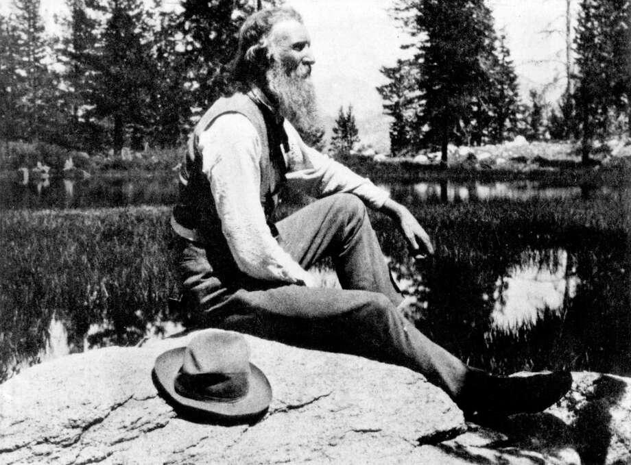 John Muir Photo: Courtesy Of The National Park Se