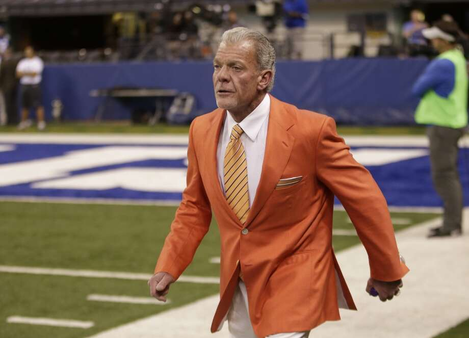 Indianapolis Colts owner Jim Irsay compared the risks of playing football to those of using aspirin in a recent interview.Click through the gallery to see the former NFL players who've been diagnosed with CTE. Photo: AJ Mast, Associated Press