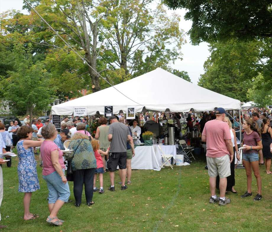 Click through the slideshow for a look at some of the restaurants and other establishments that are set to participate in the Taste of New Milford event on Sept. 6.  Photo: H John Voorhees III, Hearst Connecticut Media / The News-Times