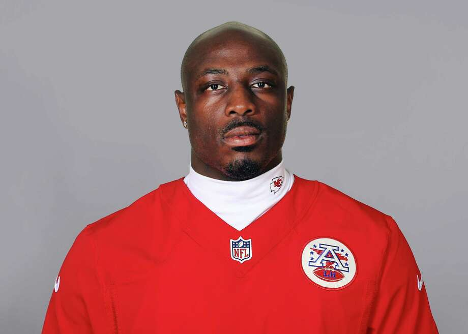 This is a photo of Justin Houston of the Kansas City Chiefs NFL football team. This image reflects the Kansas City Chiefs active roster as of Thursday, July 16, 2015. (AP Photo) Photo: FRE / NFLPV AP