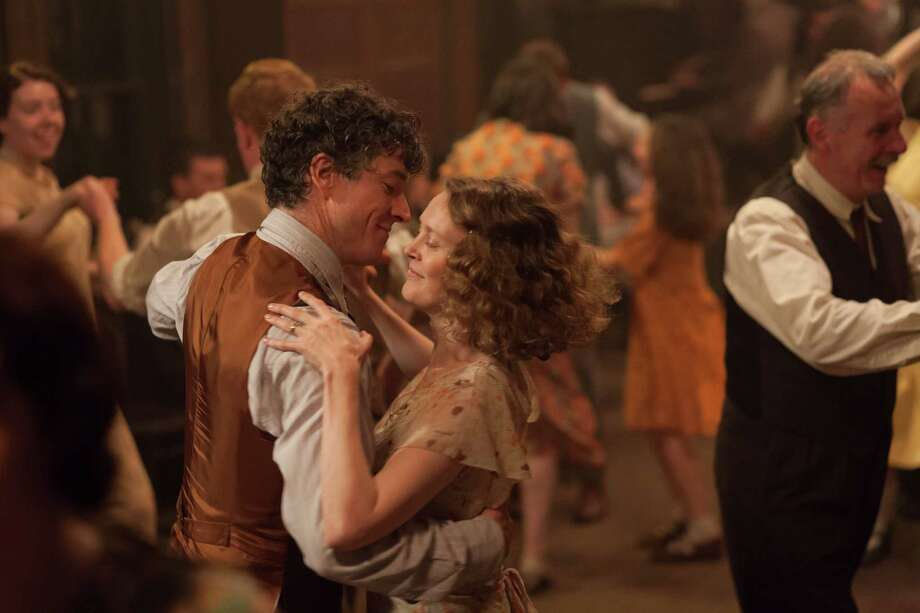 "Simone Kirby and Barry Ward are featured in the new Ken Loach film, ""Jimmy's Hall,"" which takes place in rural Ireland in the 1920s and 1930s. Photo: Contributed Photo / Contributed Photo / Connecticut Post Contributed"