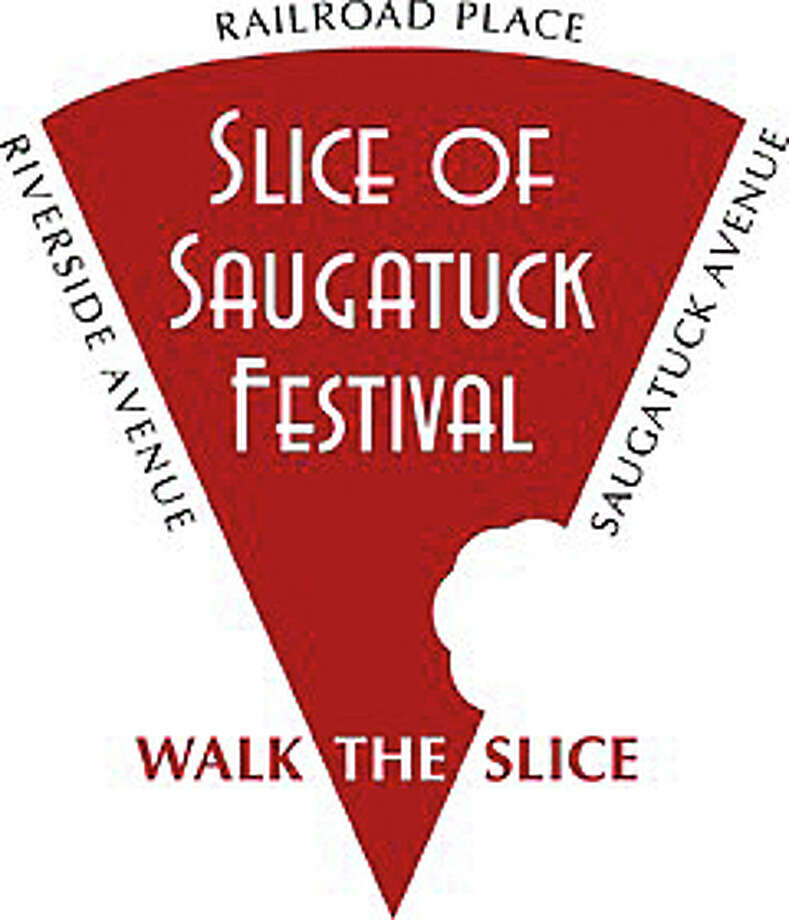 The fourth Slice of Saugatuck Festival will take place Sept. 12 throughout the neighborhood, with 44 restaurants and retailers set to participate. Photo: Contributed Photo / Westport News