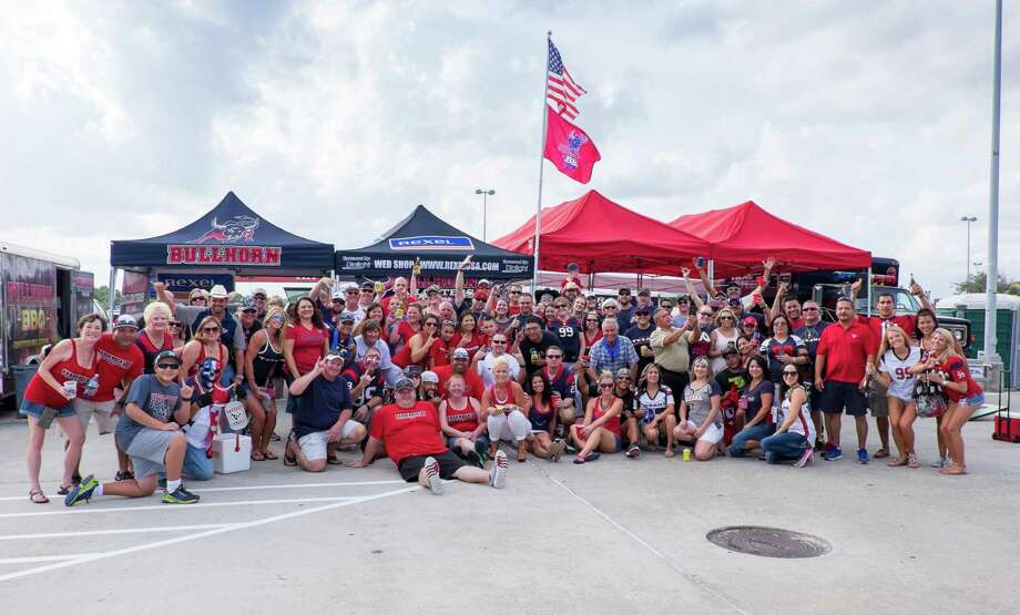 Photo from the Bullhorn tailgate. Photo: Courtesy Of Rob Arocha