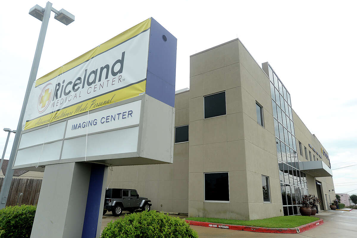 Riceland Health Care now owns and operates the Imaging Center at the Altus Cancer Center in Beaumont. Photo taken Tuesday, September 8, 2015 Photo by Kim Brent
