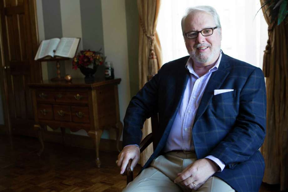 Baptist minister Don Piper says he had a near-death experience. His story is being brought to the silver screen this week. Photo: Marie D. De Jesus, Staff / © 2015 Houston Chronicle