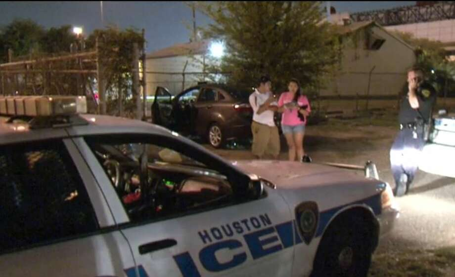 Multiple cars in paid parking lots were reported burglarized during a Taylor Swift concert at Minute Maid Park, Sept. 9, 2015. Photo: Christian, Carol, Via Metro Video