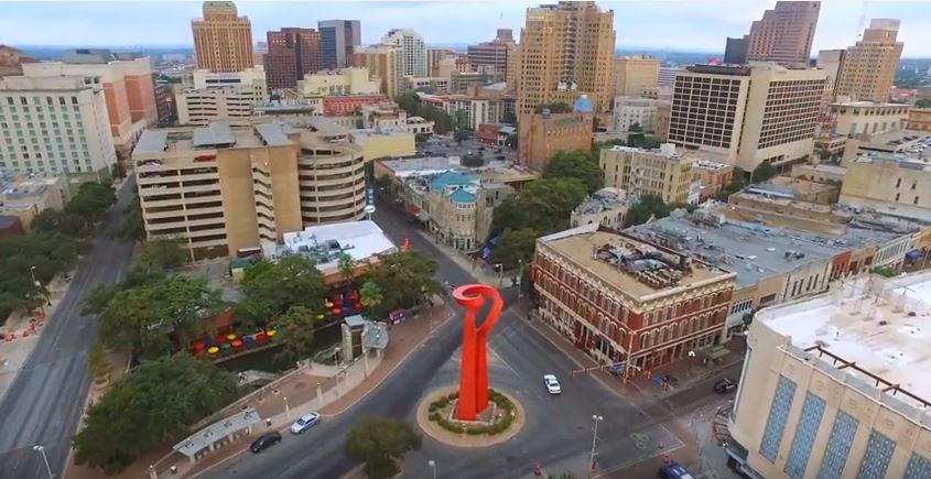 San Antonio Drone Videographer Shares 4k Aerial Footage Of