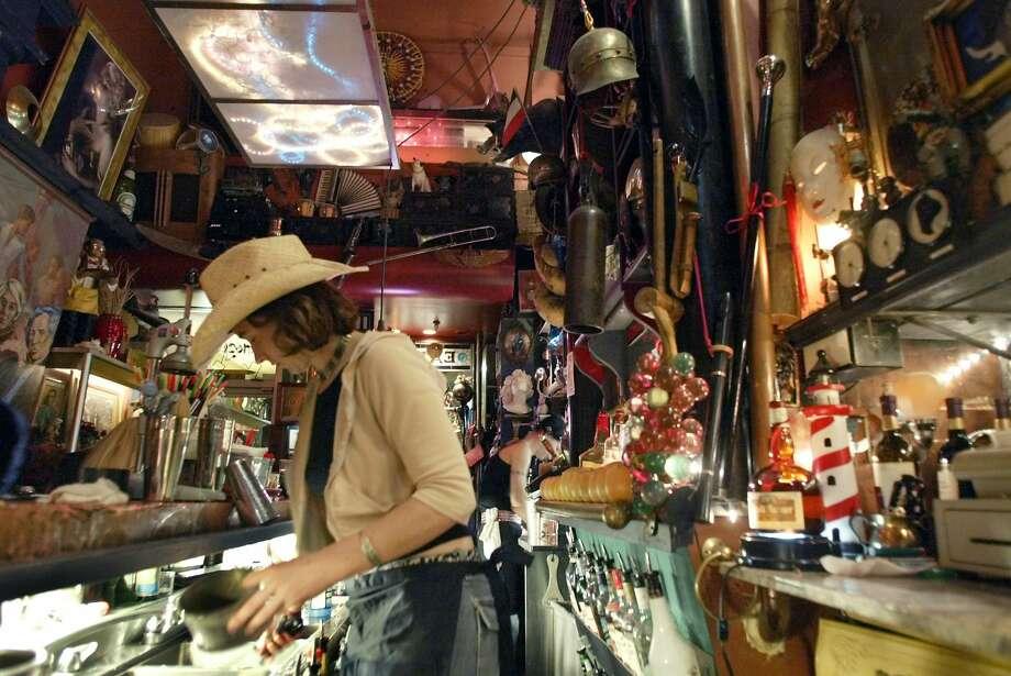 Cafe Van Kleef. Photo: Carlos Avila Gonzalez, SFC