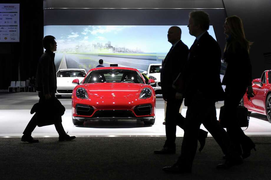 2015 Porche Cayman KBB.com Consumer ratings: 10 out of 10EPA estimates city/hwy: 20/28 MPGMSRP: $52,600Source: Kelley Blue Book Photo: Richard Lautens, Automaker Media Site / 2015 Toronto Star