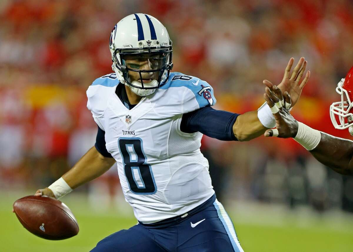 Tennessee Titans 2014 record: 2-14 (last in AFC South). Super Bowl 50 odds: 200/1