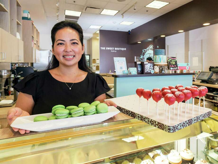 Christine Nguyen, owner of Sweet Boutique, 2270 Lone Star Drive, Sugar Land. Tuesday  September 8, 2015  (Craig H. Hartley/For the Chronicle) Photo: Craig Hartley, Freelance / Copyright: Craig H. Hartley
