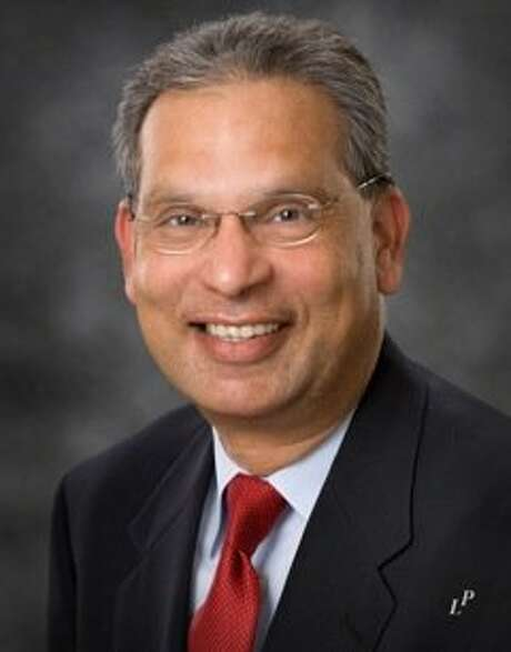 Harish Jajoo, current city council member, is Sugar Land's first South Asian mayoral candidate. Photo: Handout / handout
