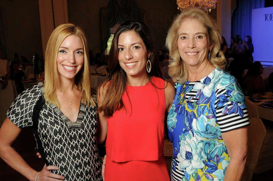 From left: Kati Thompson, Lauren Grau and Elizabeth Theut  Photo: Dave Rossman, For The Chronicle / Freelalnce