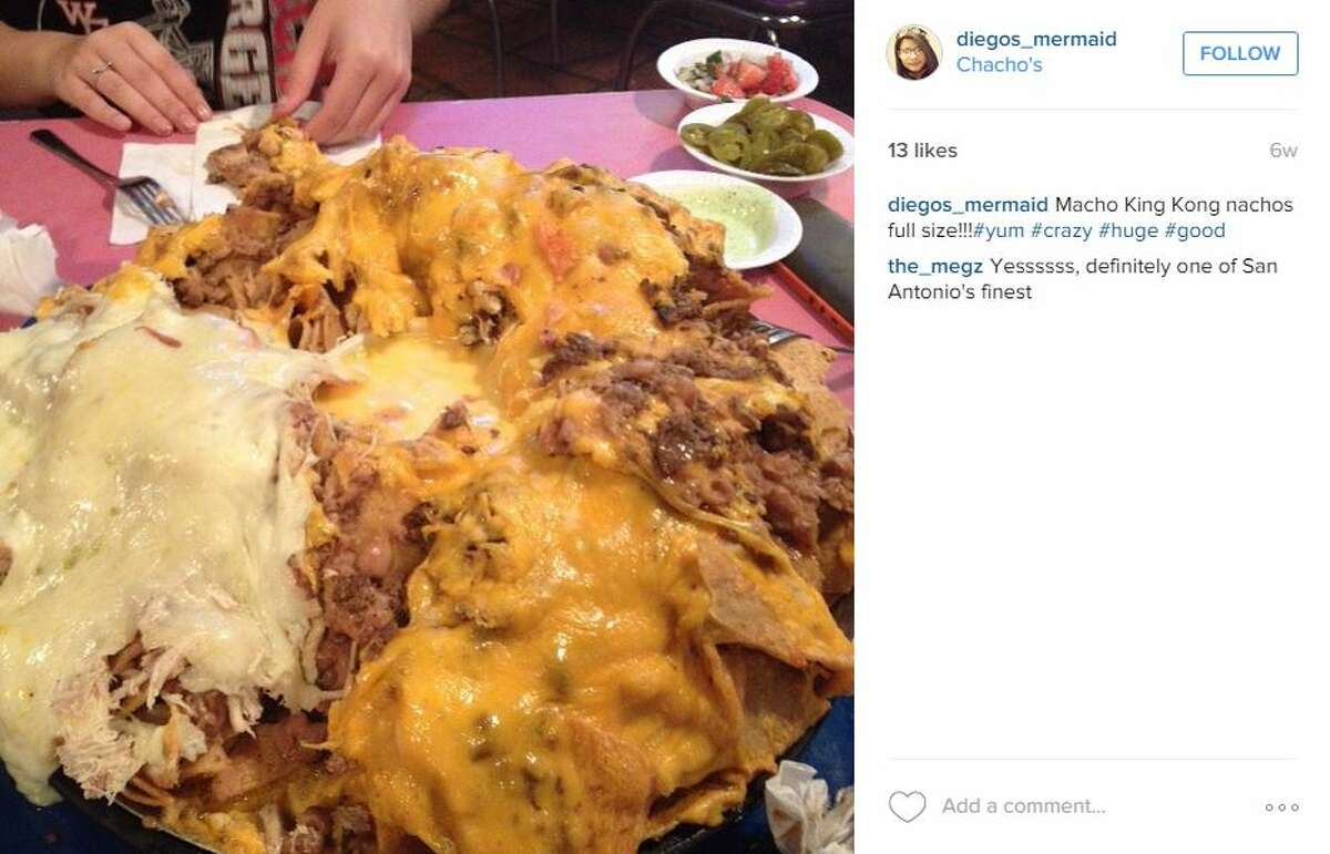 Chacho's is a hot topic on Instagram.