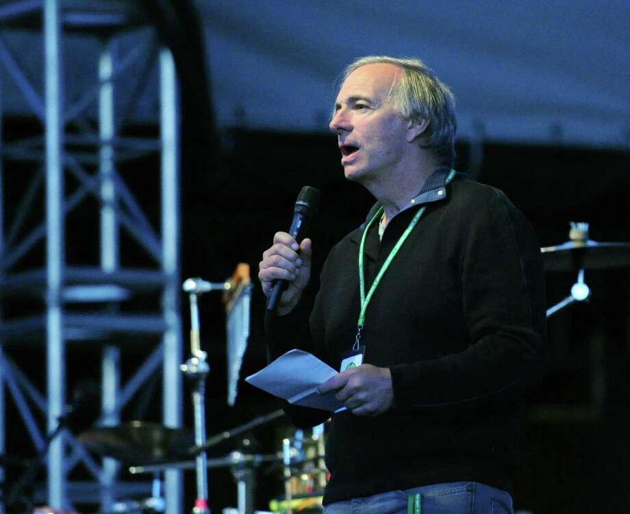 Ray Dalio Photo: Bob Luckey / Bob Luckey / Greenwich Time