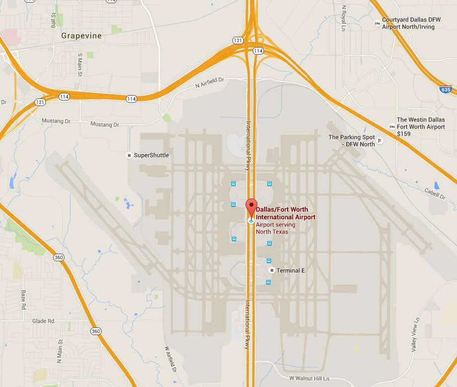 Bleu Mediterranean Bar   DFW International AirportGrapevine, TexasViolation Date: May 23, 2015Fine: $2,400 Photo: Google Maps