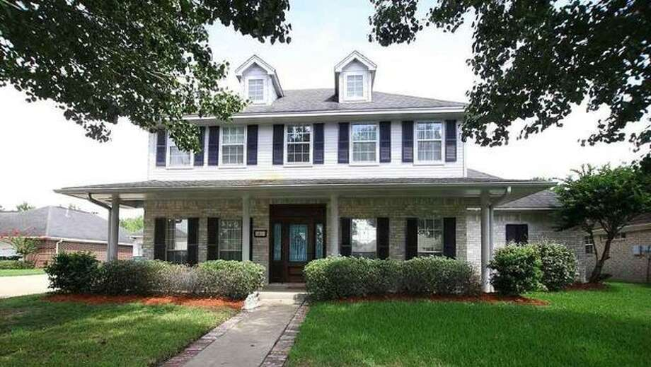 3835 Cypress Point Dr., Beaumont, TX 77707.$269,000. 4 bedroom, 3 full, 1 half bath. 3,342 sq. ft. Photo: Courtesy Photo