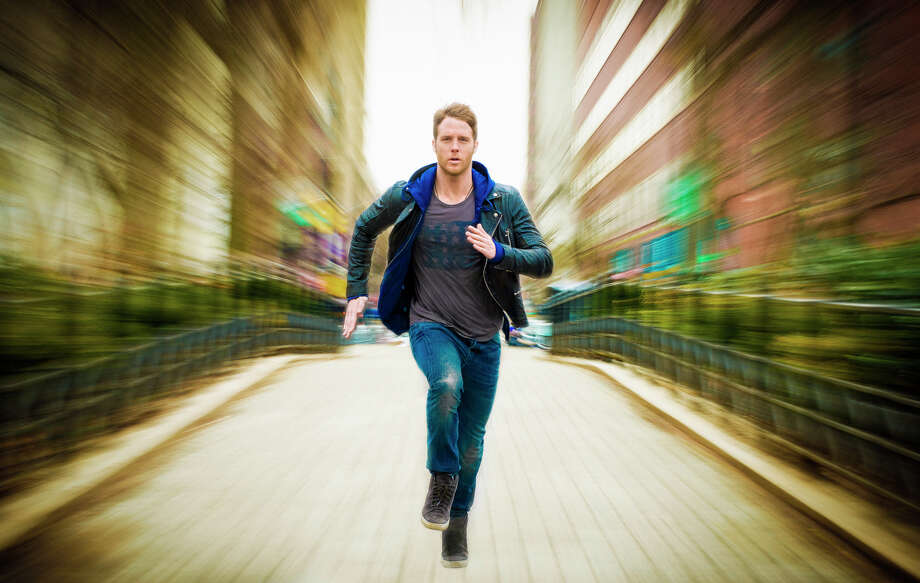 """Limitless"" (9 p.m. Tuesdays, CBS; Sept. 22)  Also based on a feature film, this zippy thriller follows Brian Finch (Jake McDorman), a down-on-his-luck temp who, while working at a powerful investment firm, discovers the brain-boosting power of the mysterious drug NZT. Initially pursued, then befriended by dedicated FBI agent Rebecca Harris (Jennifer Carpenter), he is eventually coerced by the government agency into using his extraordinary cognitive abilities to solve complex cases. Sen. Edward Morra (Bradley Cooper, the star of the movie version, in a recurring role), a presidential hopeful and regular user of NZT, has his own plans for Finch. Photo: Jeff Neumann /Associated Press / CBS"