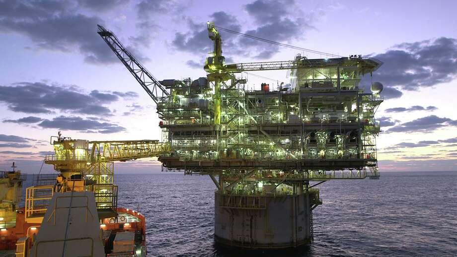 Anadarko's Lucius platform has started to produce. Photo: Anadarko Petroleum Corp.