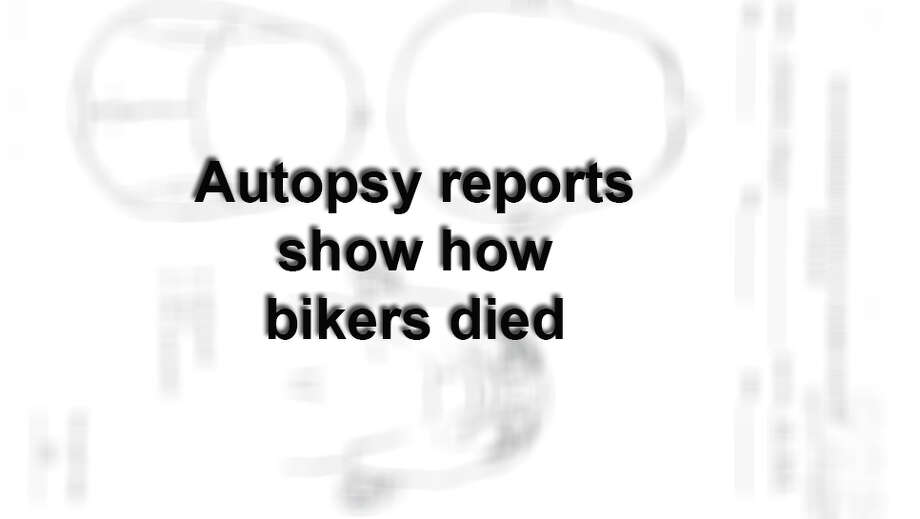 Autopsy report shows how bikers at Twin Peaks shootout were